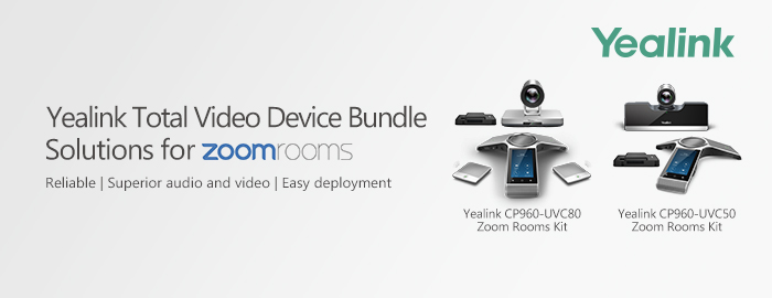 Yealink Delivers Total Video Device Kit for Zoom