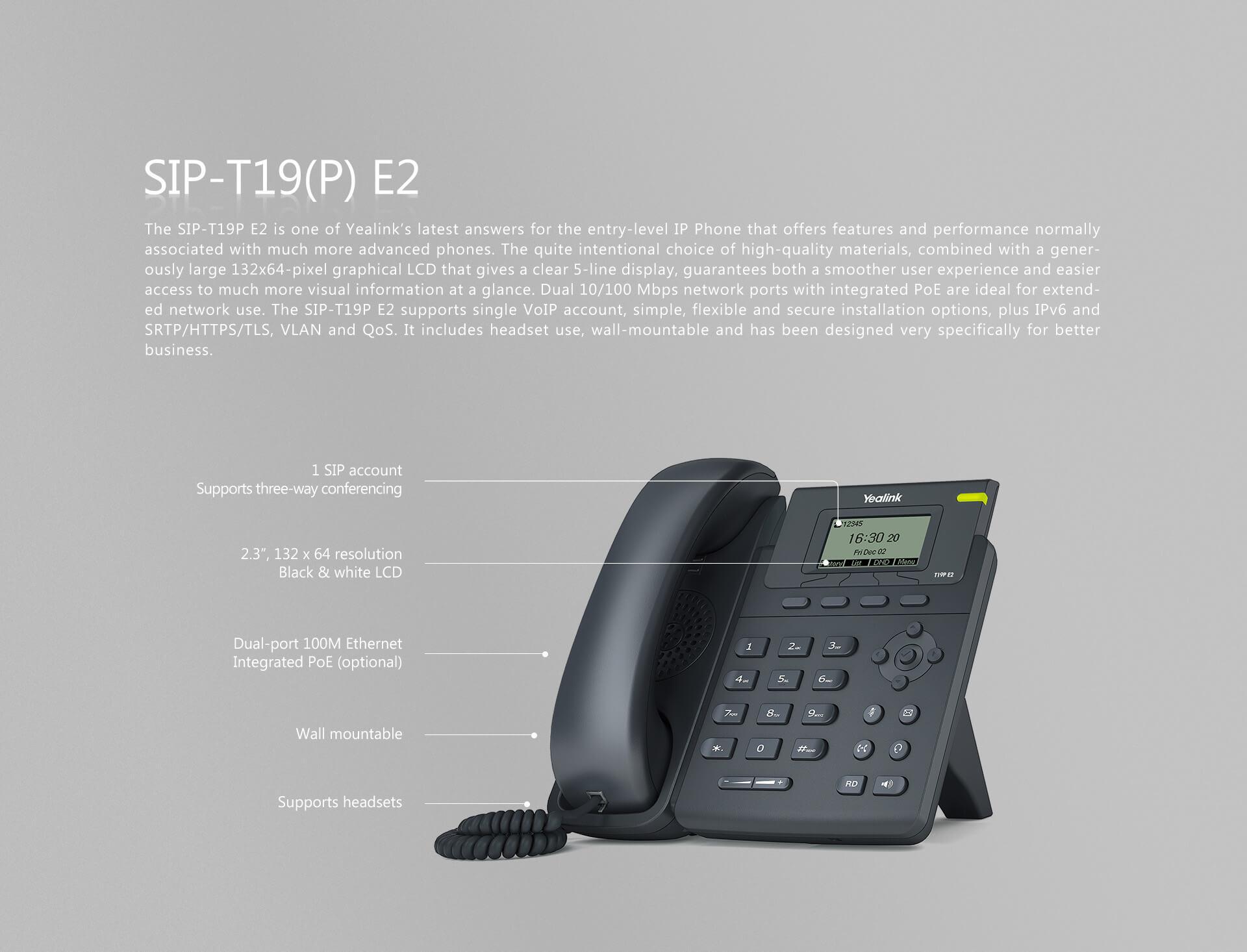 SIP-T19