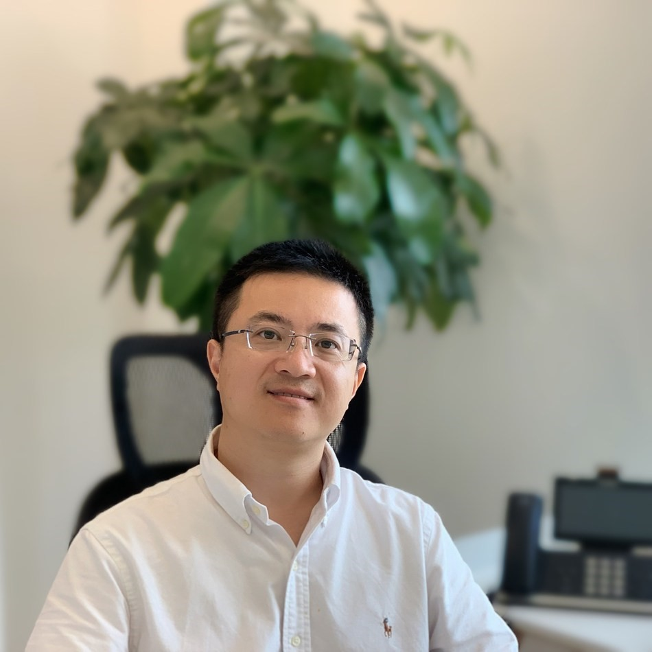 Yealink VP of Sales, Leo Huang