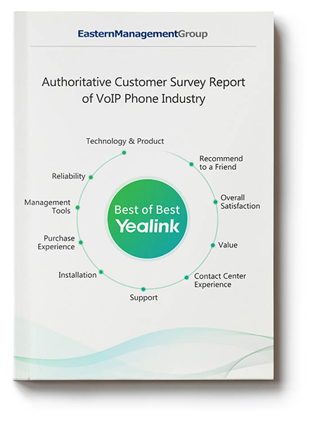 VoIP Phone Customer Survey Report