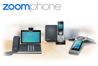 Voice Solutions for Zoom Phone