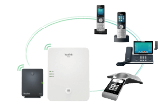 DECT IP Phone Solution