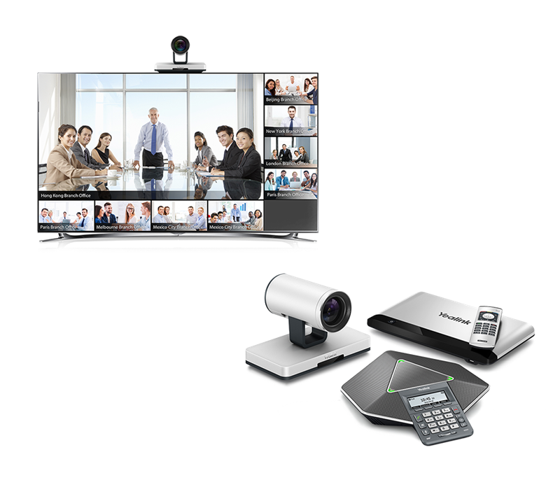 Full HD video conference terminal