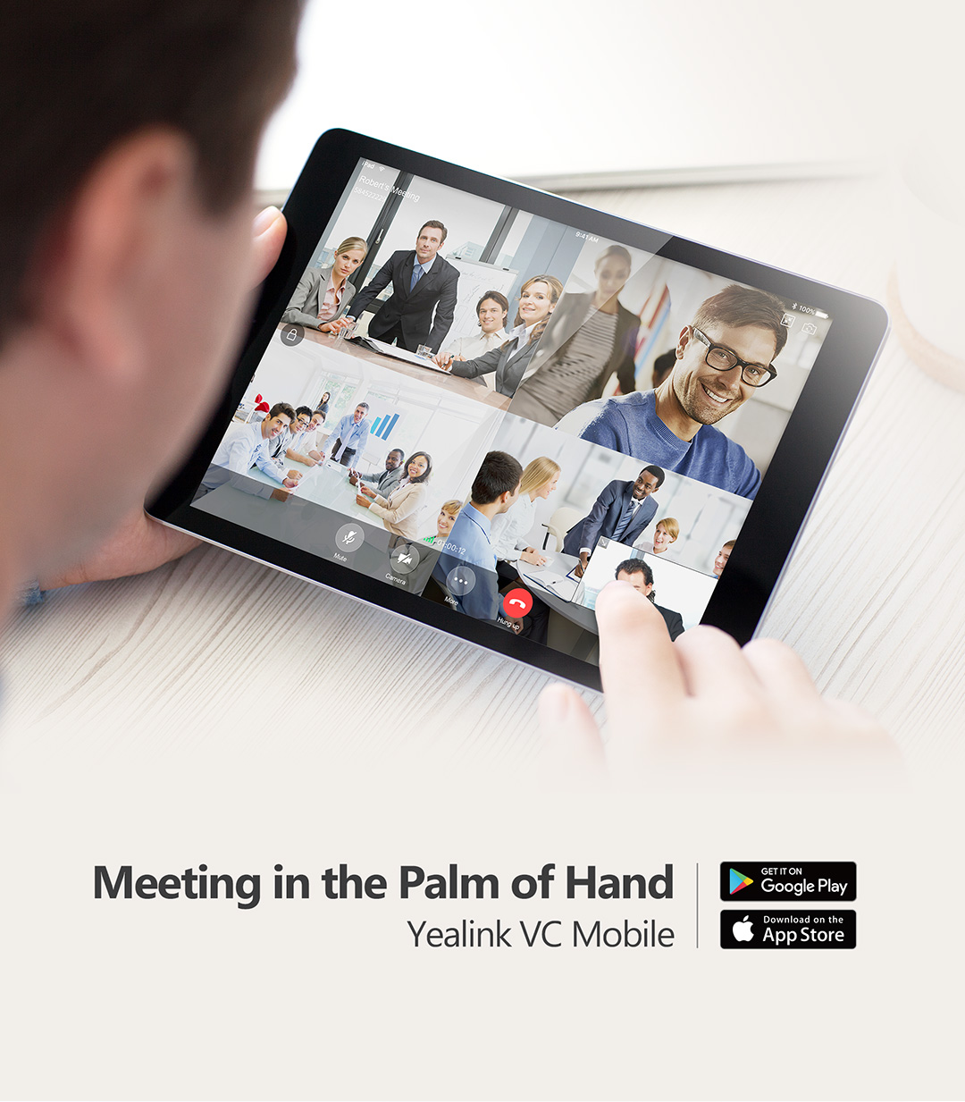 VC Mobile_VC Mobile APP_Products_Yealink | UC&C terminal