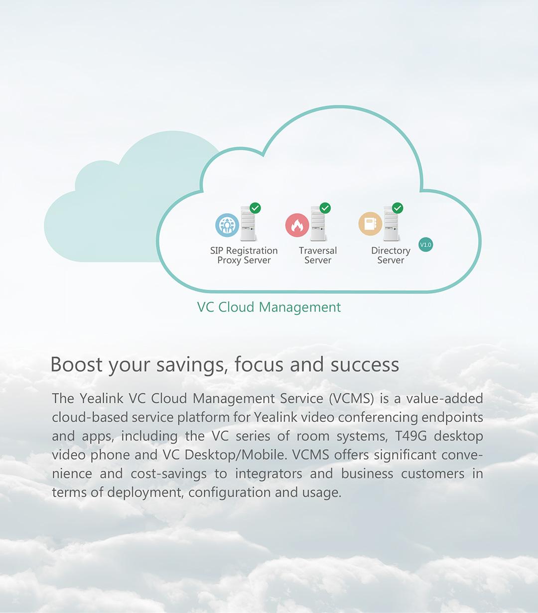 VC Cloud Management_VC Cloud Management_Products_Yealink   UC&C
