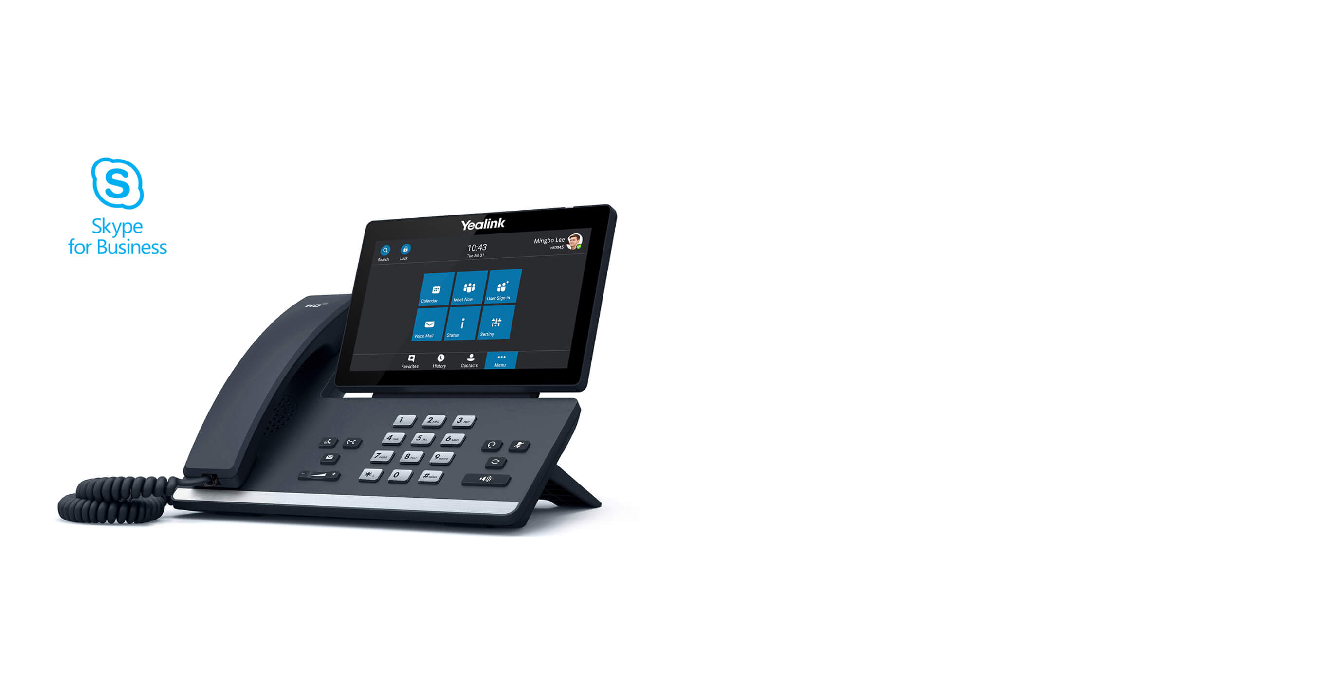 T56A-Skype for Business® Edition