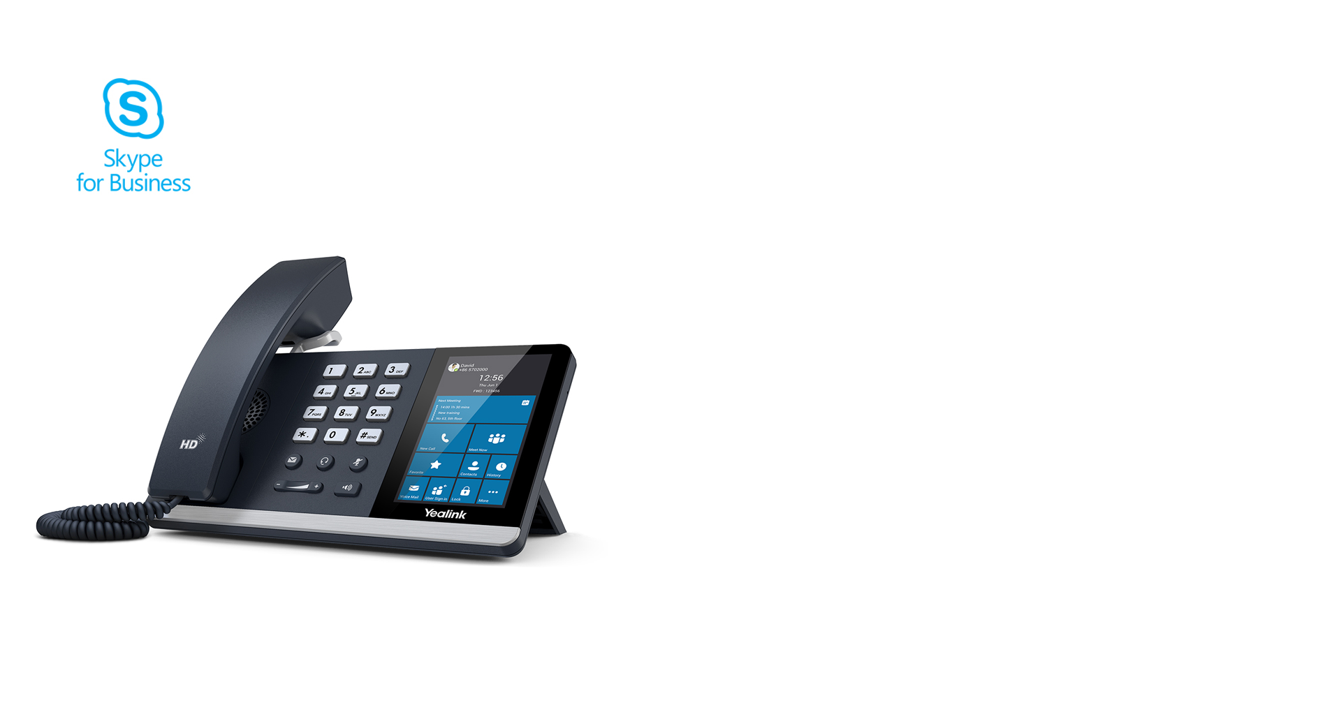 T55A-Skype for Business® Edition