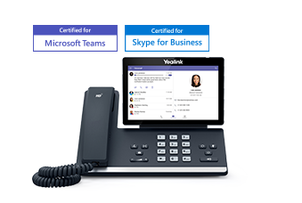 SIP-T56A<br>for Microsoft Teams
