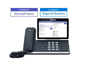 SIP-T58A<br>for Microsoft Teams