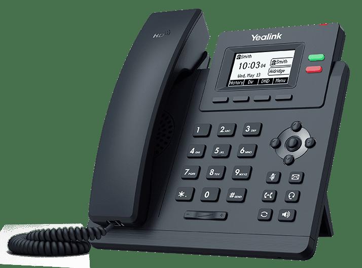 Yealink SIP-T31P - Classic Business IP Phone - Voice Communication | Yealink