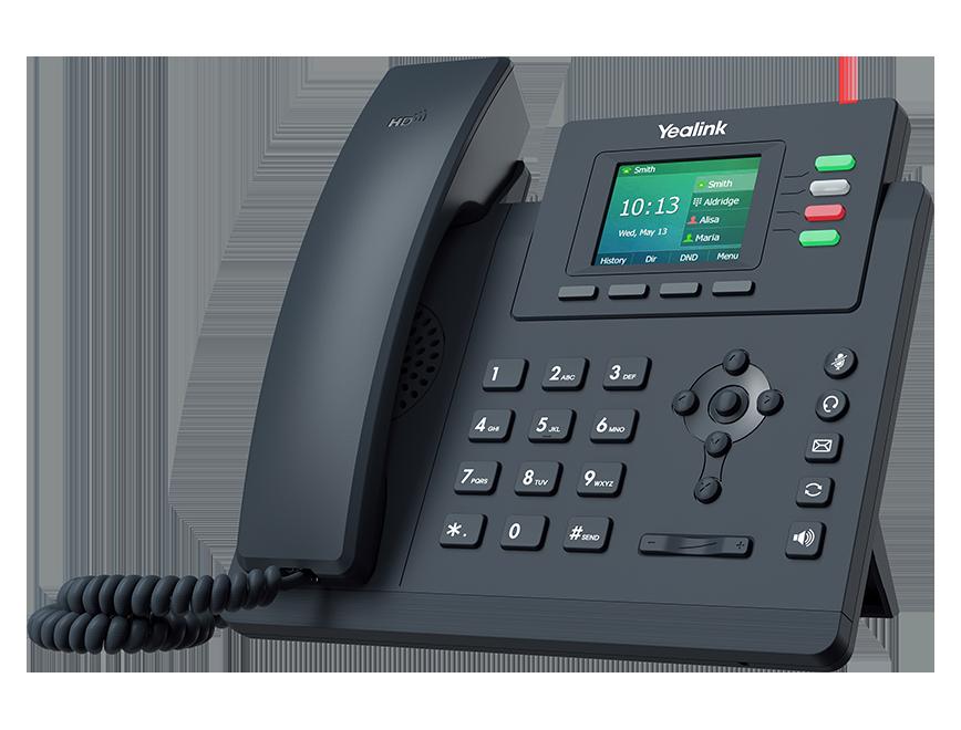 Yealink SIP-T33G - Classic Business IP Phone - Voice Communication | Yealink
