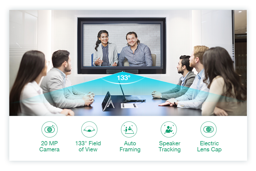 Yealink MVC400 Microsoft Teams Room Video Conference System
