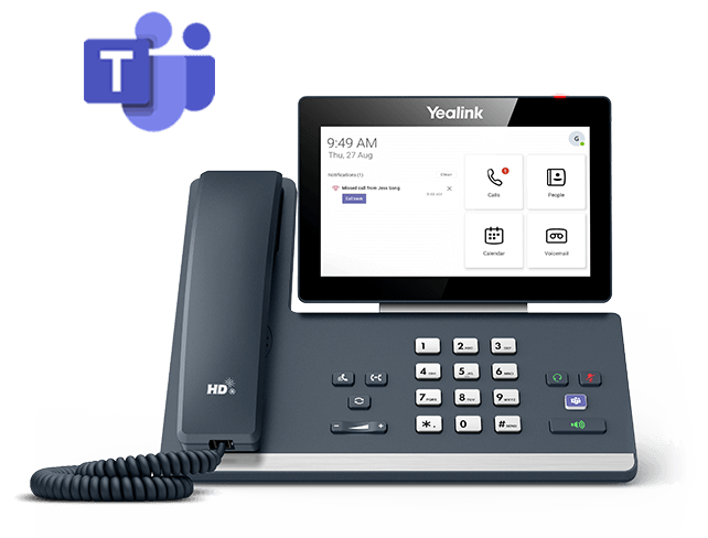 Yealink MP58 - Smart Business Phone for Microsoft Teams | Yealink