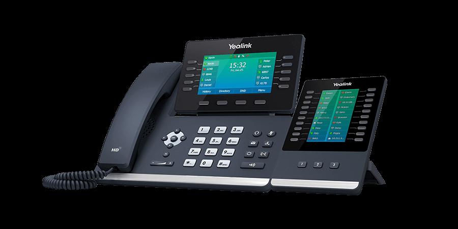 Yealink SIP-T54W - Prime Business Phone - Voice Communication   Yealink