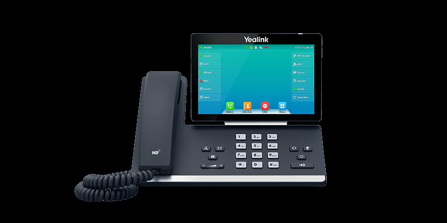 Yealink SIP-T57W - Prime Business Phone - Voice Communication | Yealink