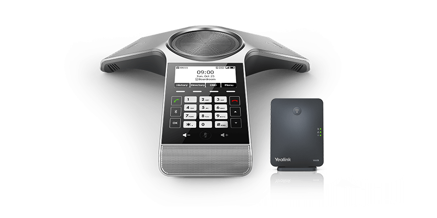 Yealink CP930W-Base - Wireless DECT Conference Phone - Voice Communication | Yealink