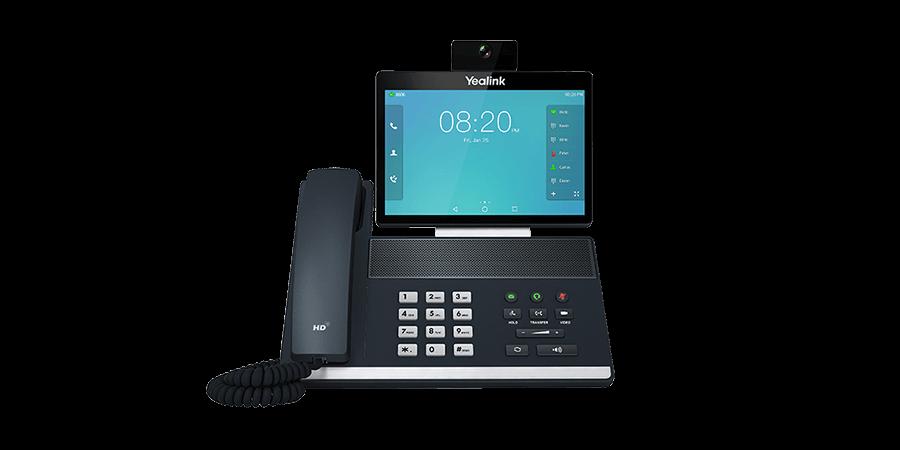 Yealink VP59 - Flagship Smart Video Phone - Voice Communication   Yealink