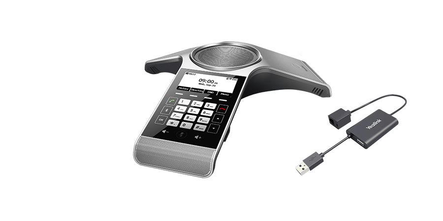 Yealink CP920 - Touch-sensitive HD IP Conference Phone - Voice Communication   Yealink