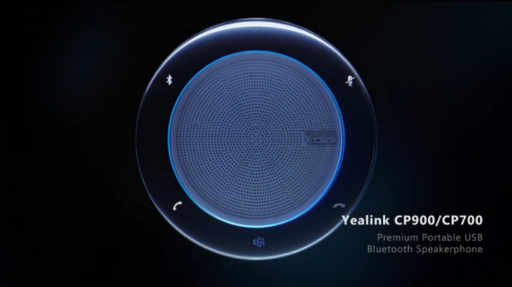 Yealink Speakerphone CP700/CP900 CG Video