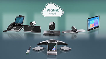 Yealink One-Stop Video Conferencing Solution