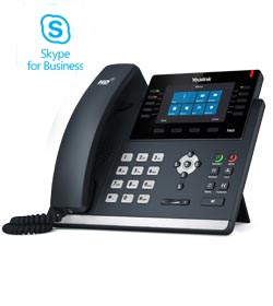 SIP-T46S<br>Skype for Business®