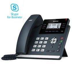 SIP-T42S<br>Skype for Business®