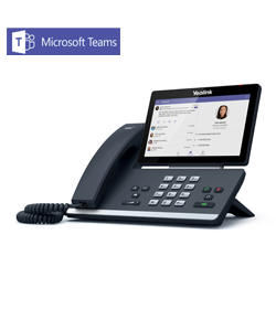 SIP-T58A<br>Skype for Business and Teams