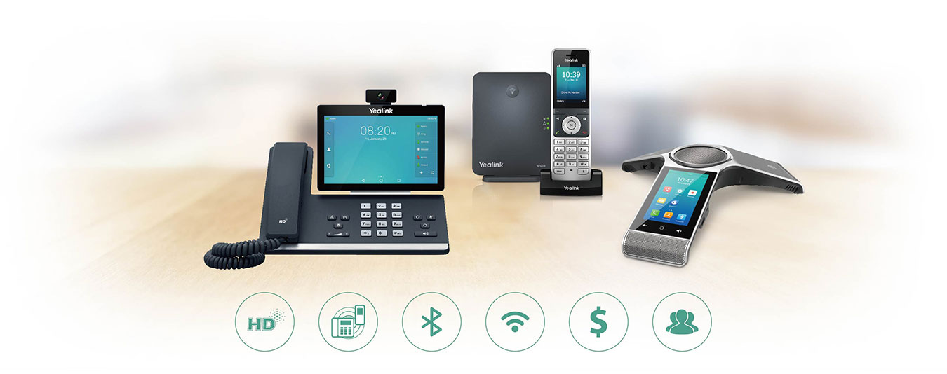 Voice Solution for Zoom Phone   Yealink