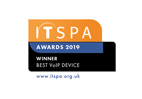ITSP Awards 2019 Best VoIP Device